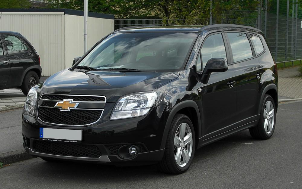 Chevrolet Orlando будет стоить от 57 160 700 сум