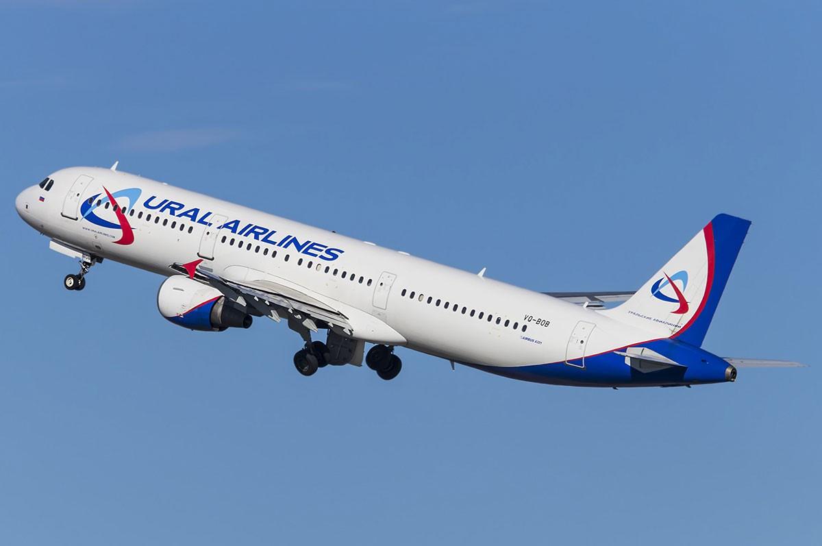 Российская компания «Уральские авиалинии» отменила рейсы «Калининград – Ташкент» до августа