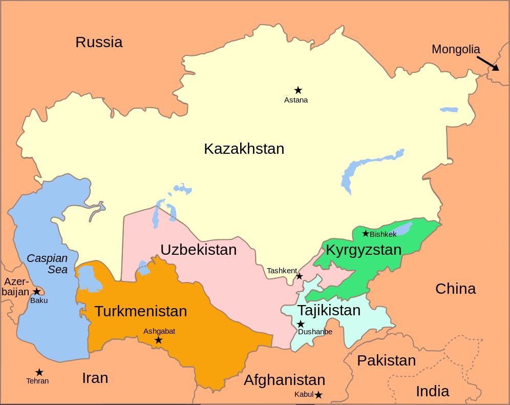 Узбекистан и другие страны ЦА будут вместе бороться с негативными последствиями изменения климата