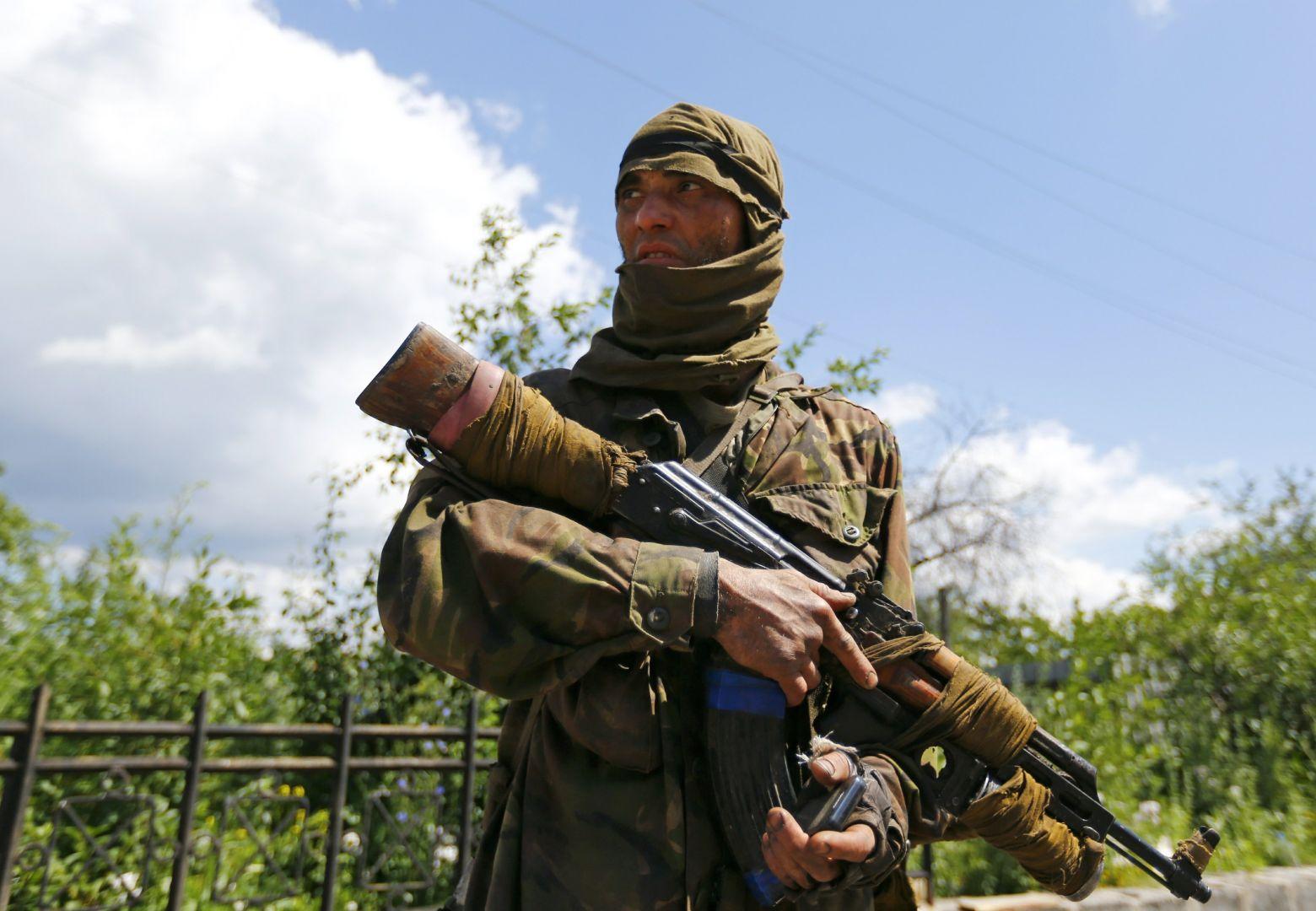 Что делает на Украине «боец из Узбекистана»?