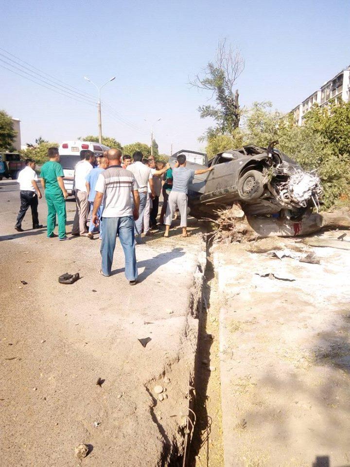 Страшное ДТП в Ташкенте со смертельным исходом вызвало возмущение горожан