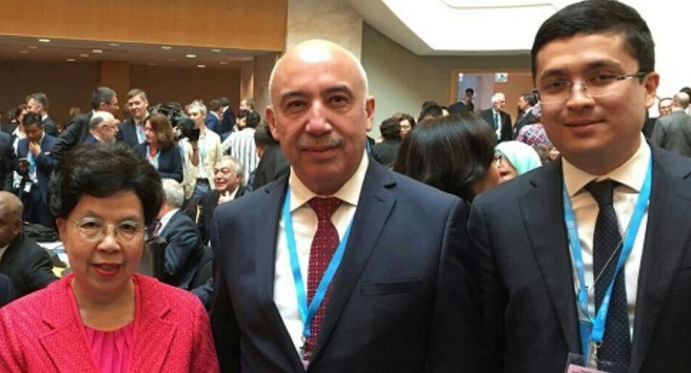 Фтизиатрия Узбекистана вошла в десятку сильнейших в Еврокомитете ВОЗ