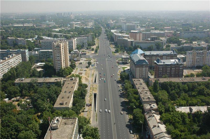 В Ташкенте произошло землетрясение магнитудой в 1.5-2 балла
