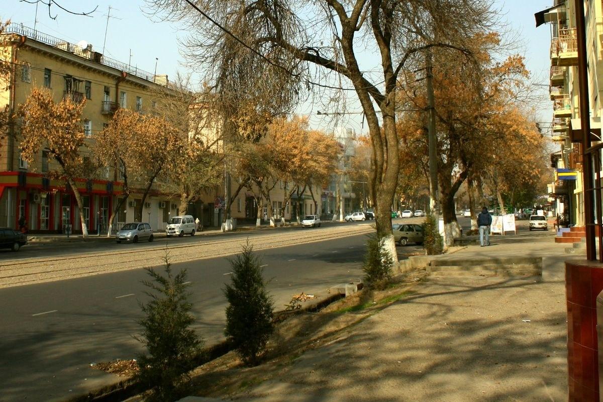 В Ташкенте улица Шайхантаур переименована в четвертый раз