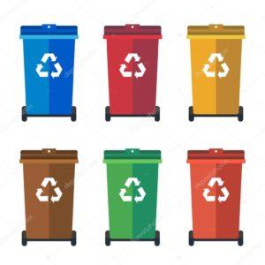 Сортировка и вторичное использование отходов (Лайфхак)