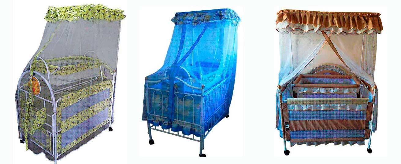 В Узбекистане выдали патент на детскую кровать-трансформер (фото)