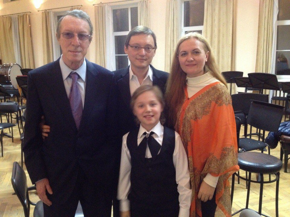 Концерт памяти Владимира Юденича