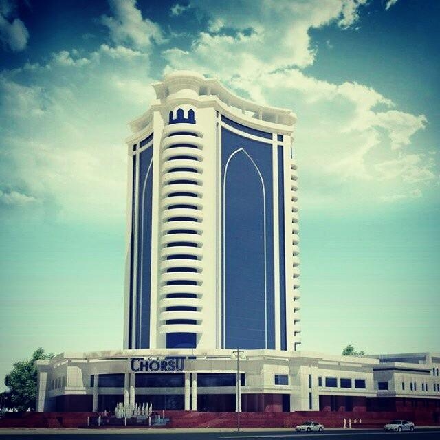 Как будет выглядеть гостиница «Чорсу» в Ташкенте (фото)