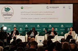 В Алматы стартовала ЦА конференция по  устойчивой адаптации к изменению климата