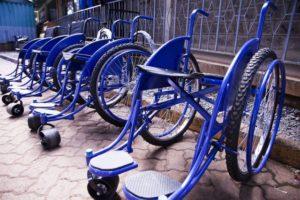 В трех областях страны за 9 месяцев прошедшего года инвалиды не получали помощь