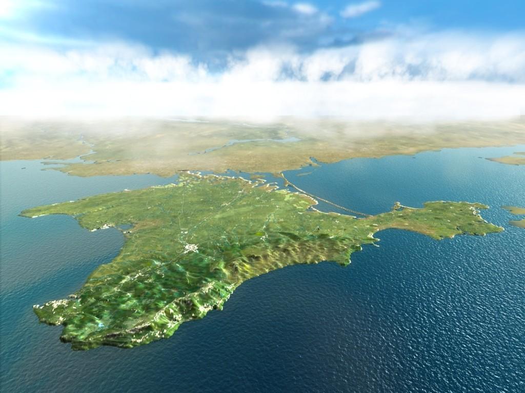 Крым и Севастополь официально вошли в состав России