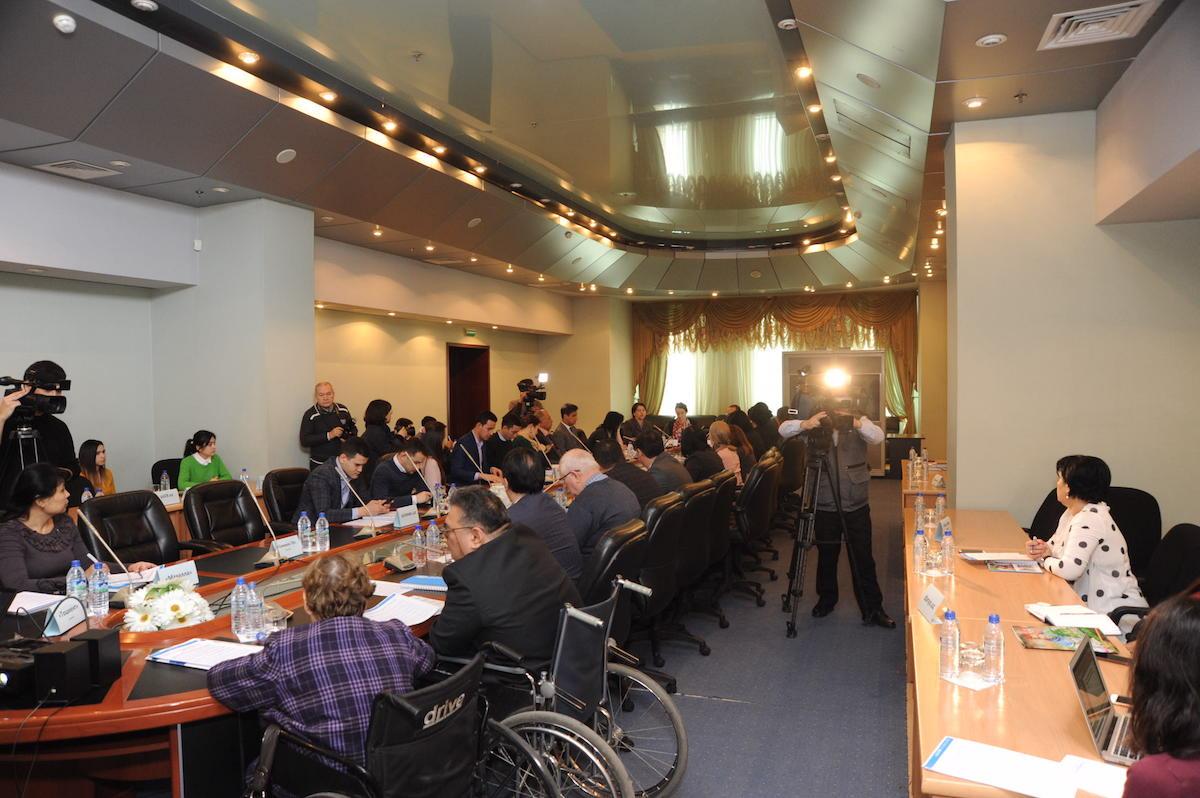 Жизнь людей с инвалидностью в Узбекистане и СМИ