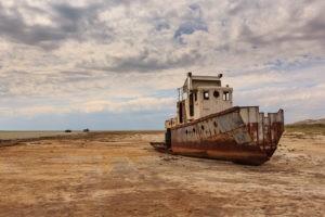 Казахстан и Узбекистан будут вместе работать над спасением Арала