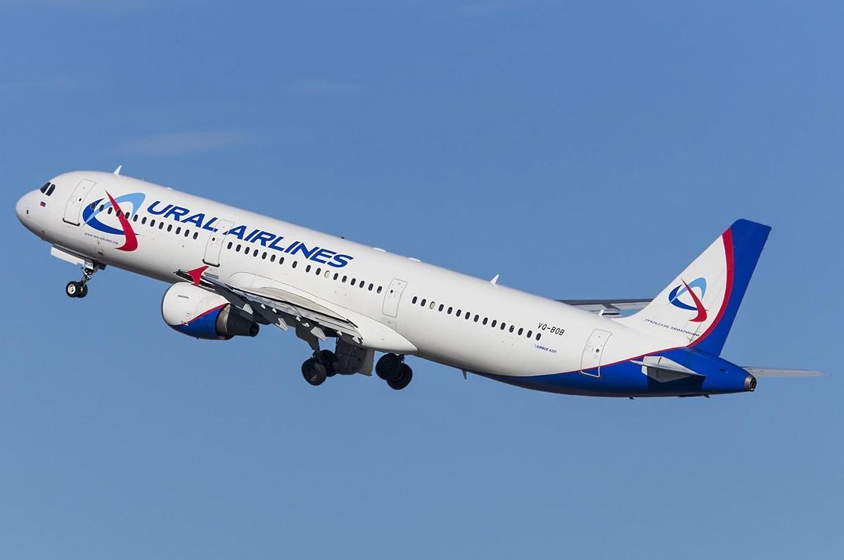 Компания «Уральские авиалинии» получила разрешение на рейс Симферополь - Ташкент-Симферополь