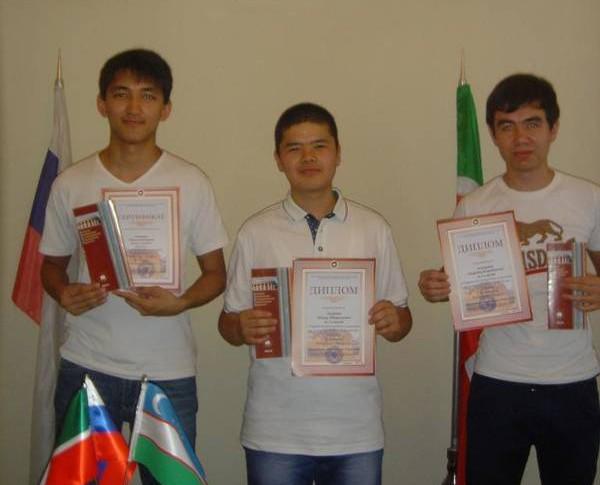 Представители Узбекистана стали победителями олимпиады по химии