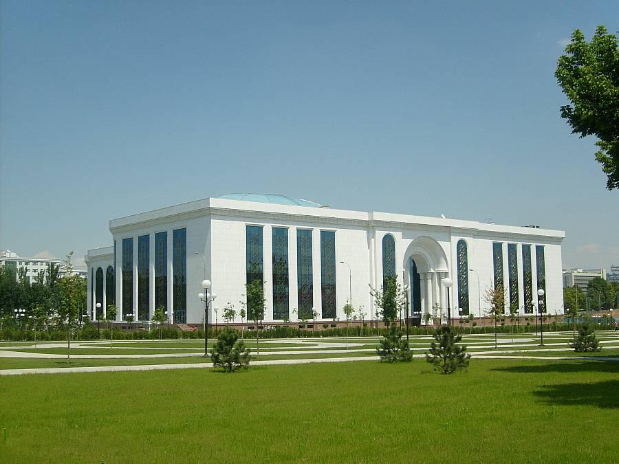 7 мероприятий в Национальной библиотеки имени Алишера Навои