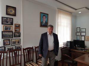 Вадим Соколов: «Будущее Узбекистана зависит именно от воды»