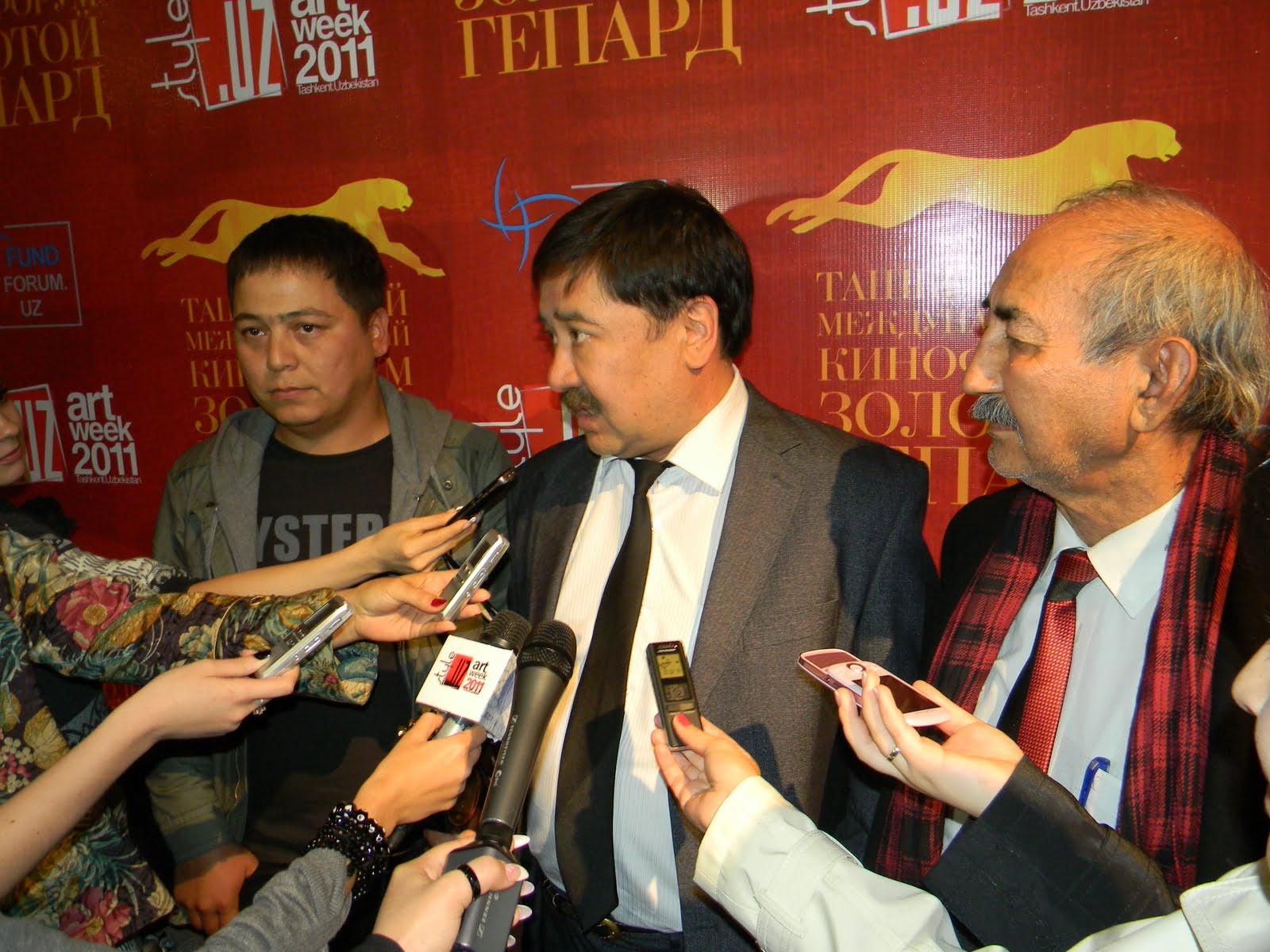 Режиссер Зульфикар Мусаков снимает новый фильм о молодежи