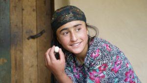 Зеленоглазые и светловолосые: чем уникальны лица таджиков?