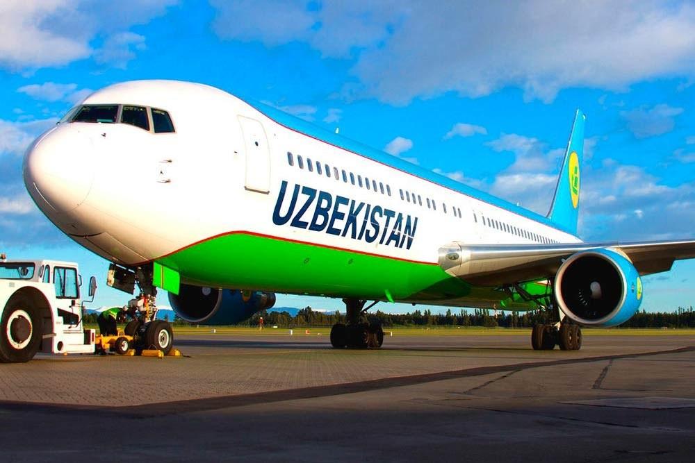 НАК «Узбекистон Хаво Йуллари» возобновила полеты в Киев