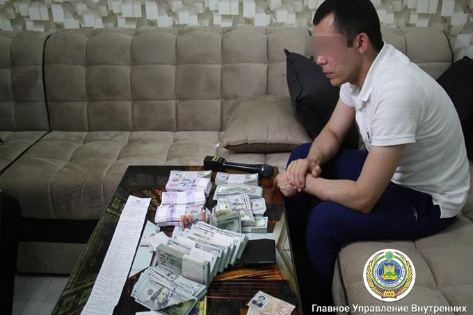 Задержан подозреваемый в хищении $270 тысяч из Национального банка