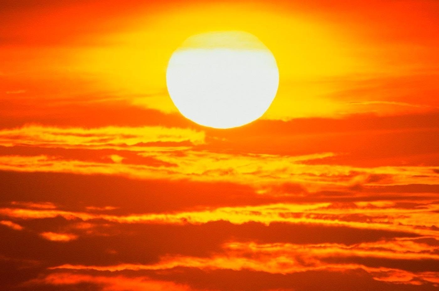 42°-ая жара прогнозируется практически на всей территории Узбекистана