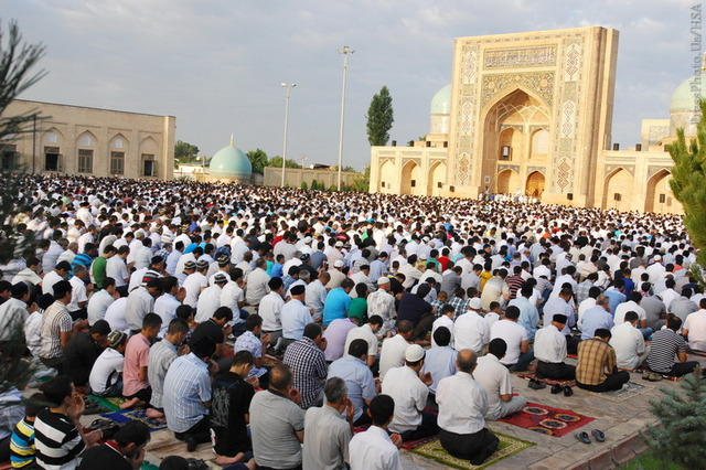 Когда в Узбекистане будут праздновать Курбан Хайит?