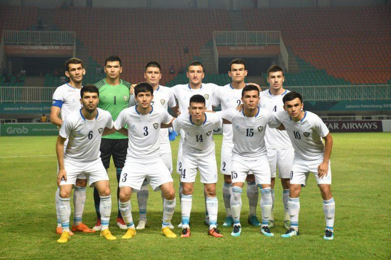 Азиатские игры: Сборная Узбекистана обыграла Таиланд и вышла в плей-офф