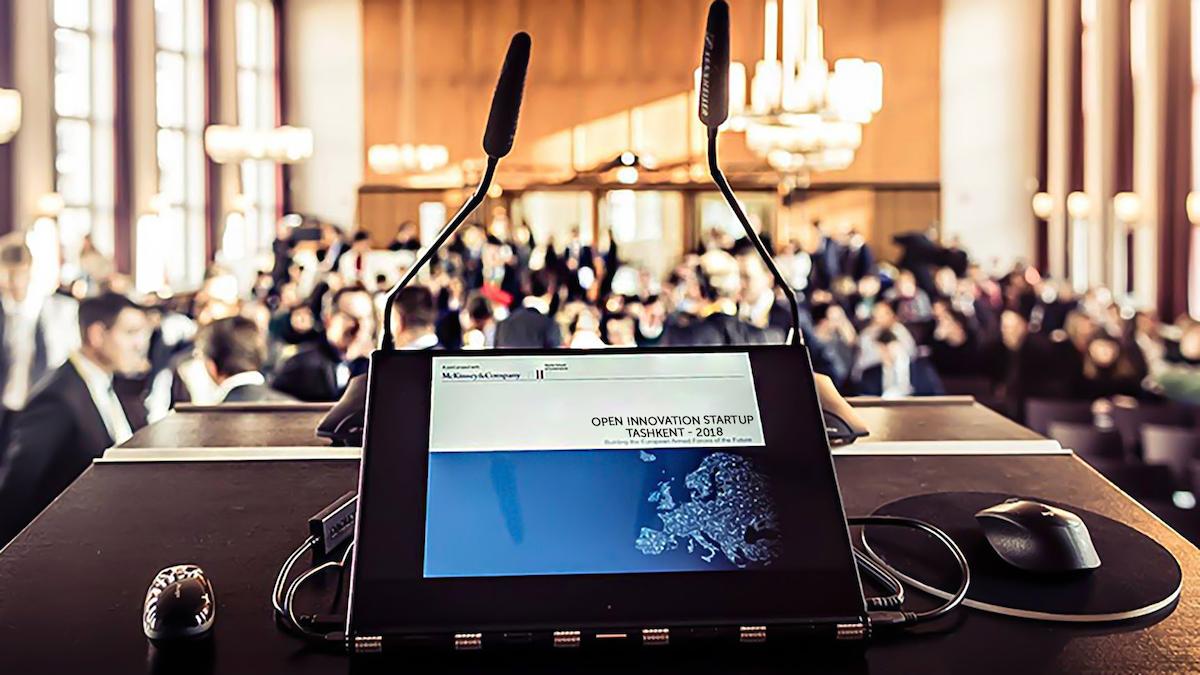 Международный семинар OPEN INNOVATION STARTUP TASHKENT-2018