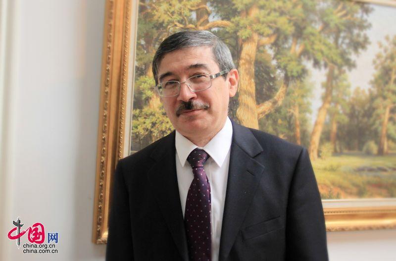 Посол Узбекистана в Китае: нас особенно интересует возможность развития сотрудничества в сфере транспортной инфраструктуры
