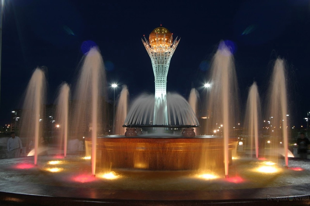Астана кундаликлари. Байрам халқ учун