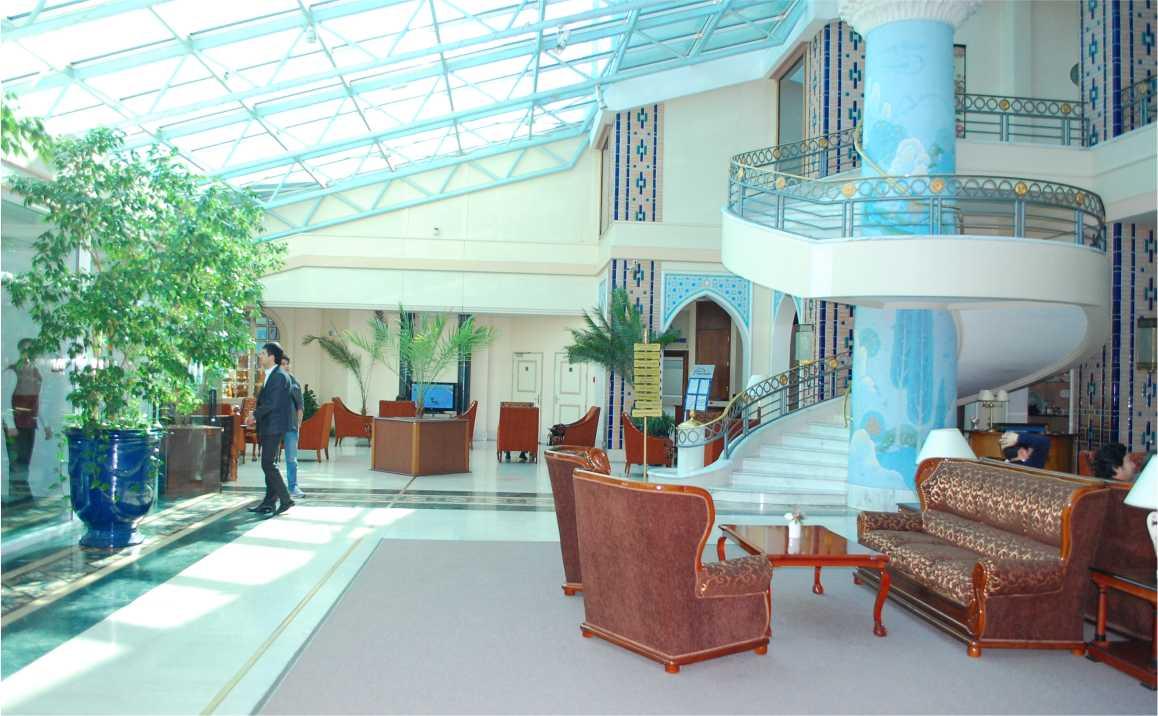 Гостиница City Palace в Ташкенте может быть переименована в четвертый раз