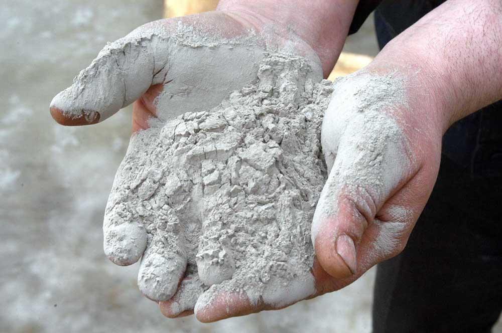 Белый цемент на биржевых торгах Узбекистана