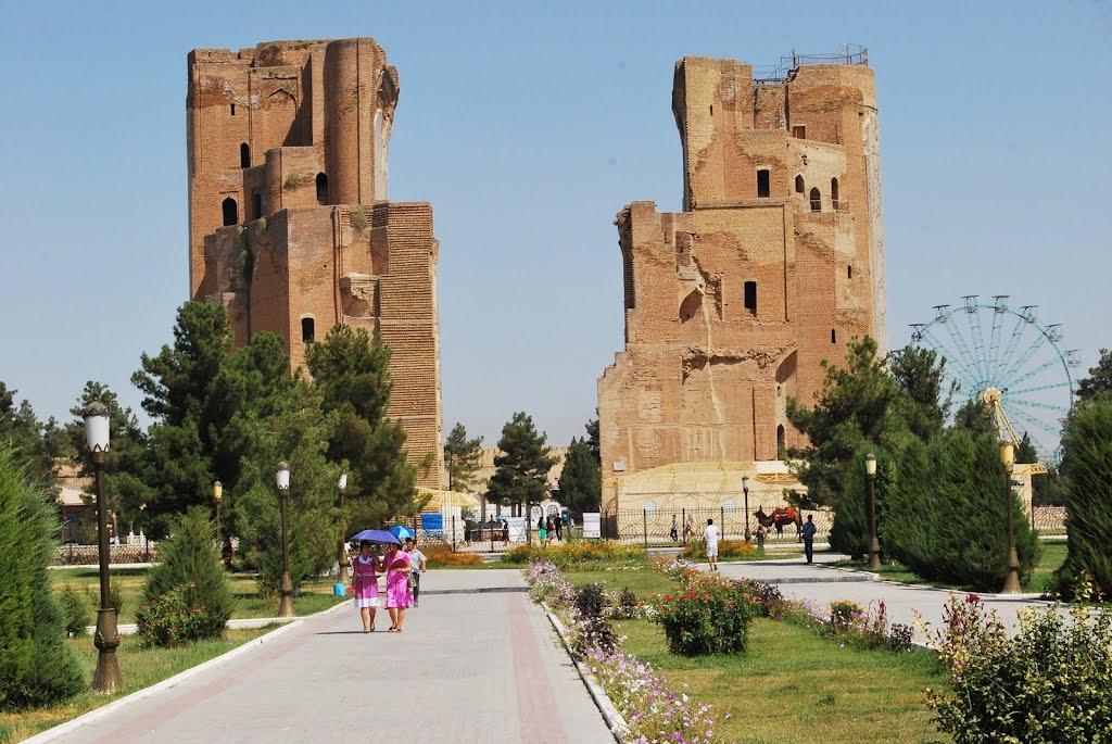 В Шахрисабзе открылась гостиница в здании XV века