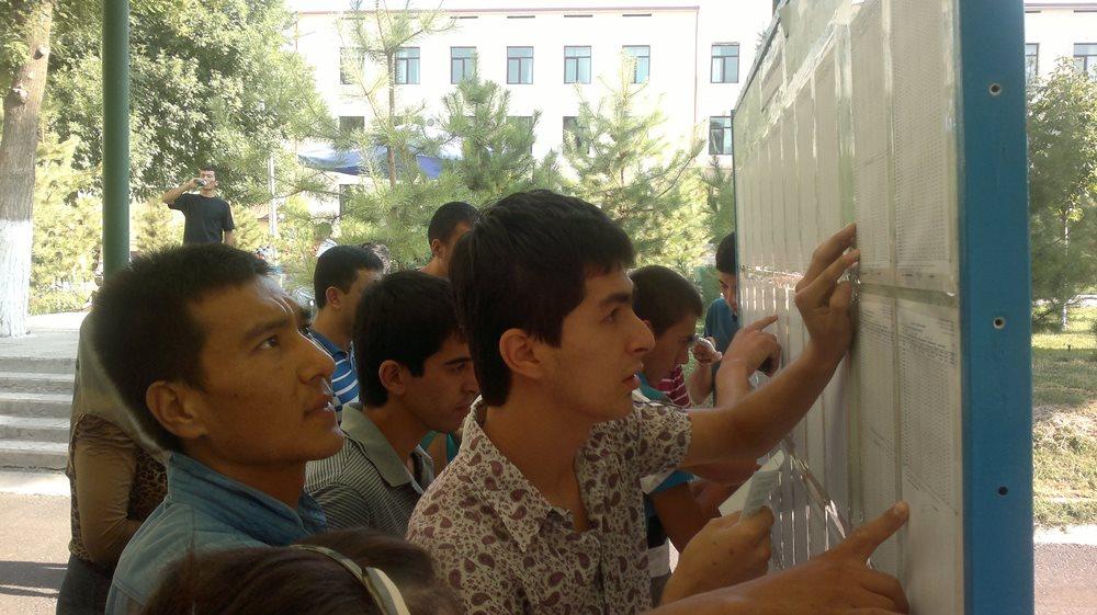 Срок апелляции в вузах Узбекистана сократили с 30 дней до 15