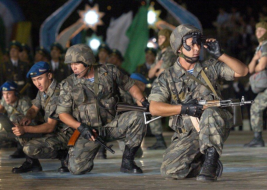 Узбекистан занял 48-е место в рейтинге самых сильных армий мира