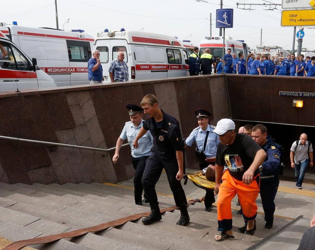 В результате аварии в московском метро пострадали граждане Узбекистана