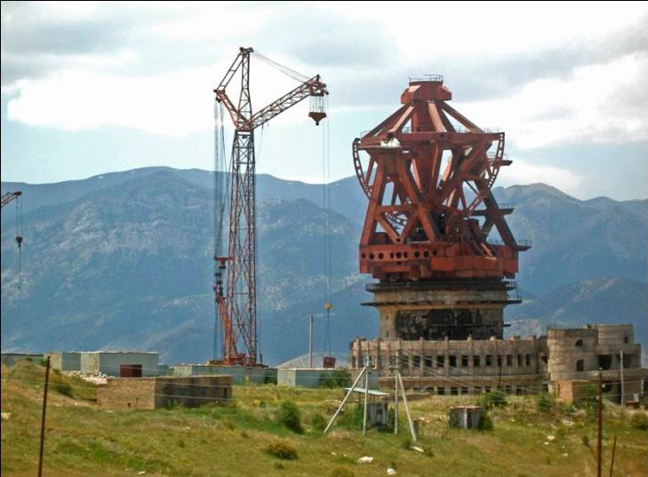 Российские ученые просят завершить строительство уникальной обсерватории в Узбекистане