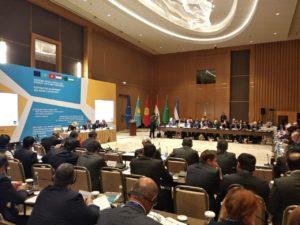 В мае ЕС представит стратегию партнерства с Центральной Азией по экологии