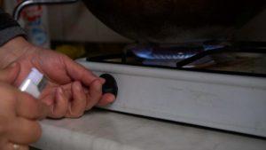 Как узбекский газ облегчил жизнь душанбинцам (видео)