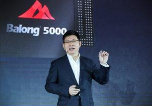Компания HUAWEI официально открыла эру связи 5G