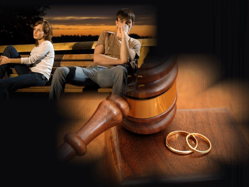 Чем может кончиться развод...