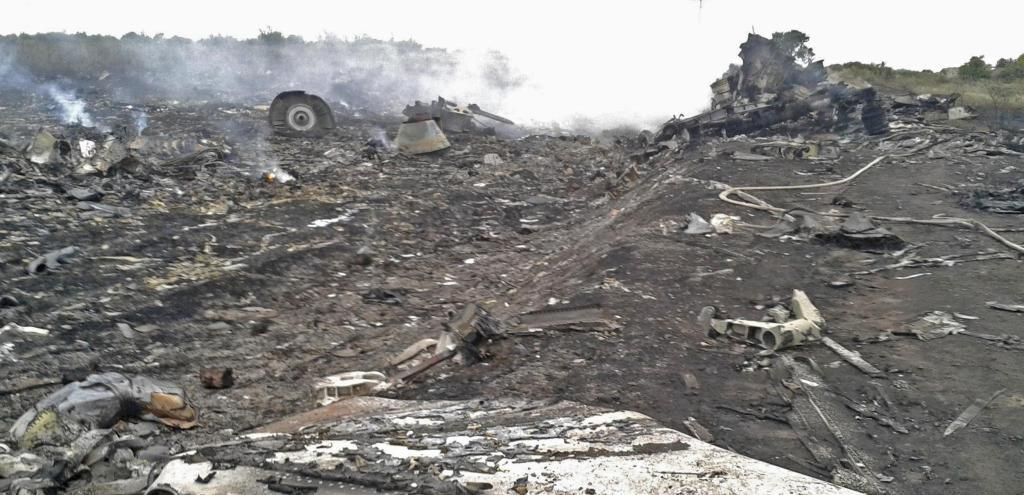 Над Украиной сбит пассажирский самолет. Воздушное пространство над страной закрыто