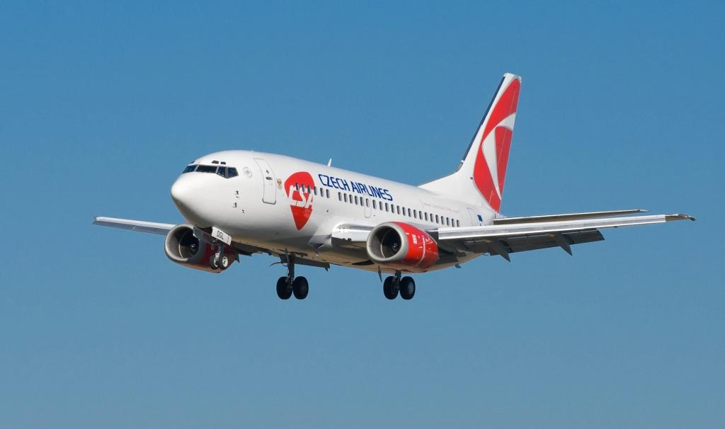 «Чешские авиалинии» нашли путь из Праги в Ташкент в обход Украины