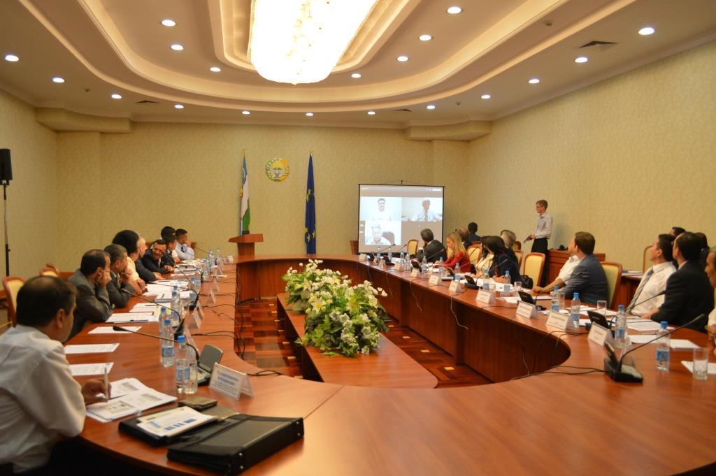 Европейский Союз поддерживает укрепление парламентской системы в Узбекистане