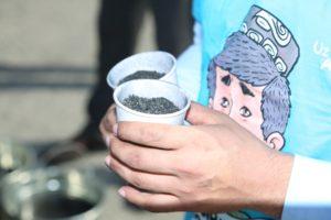 Экомарафон  по высадке деревьев стартовал в Коканде