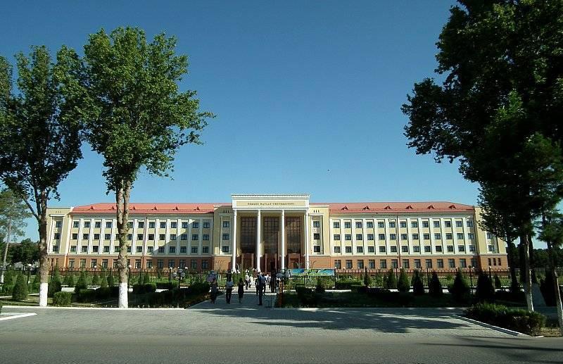 Термезский университет стал самым популярным среди абитуриентов