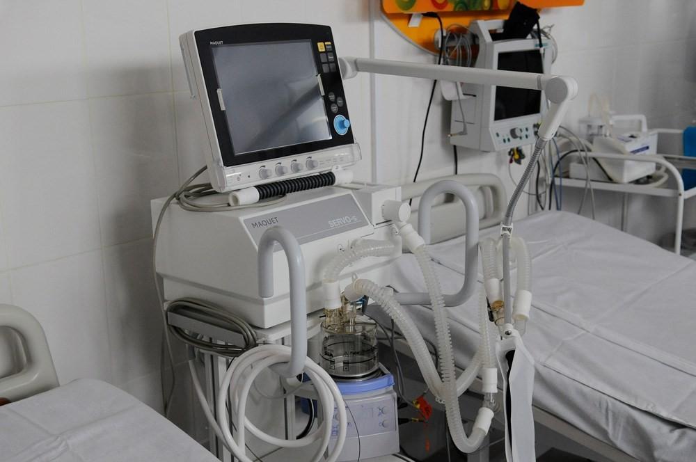 Китай безвозмездно передаст Узбекистану 160 аппаратов искусственной вентиляции легких