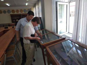 В НУУз прошел круглый стол с участием профессора Санкт-Петербургского политехнического университета имени Петра Великого