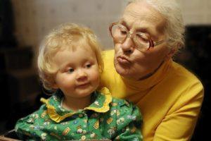 Бабушка – не мама